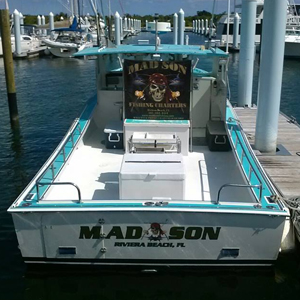 Mad Son Fishing Charter