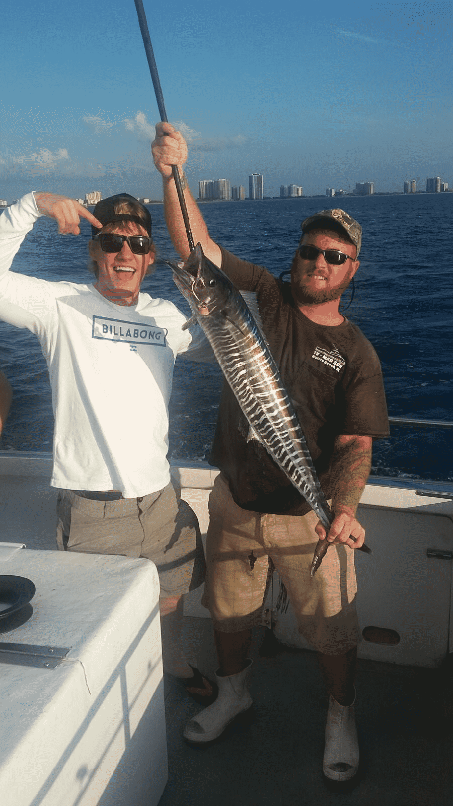 Wahoo Archives - Madson Fishing Charters West Palm Beach